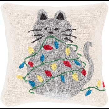 Designer Cat Pillow