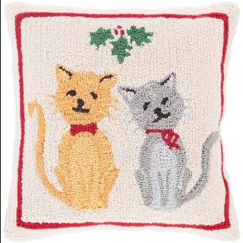 Designer Cats Pillow