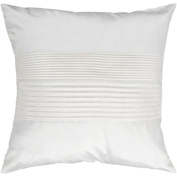 Designer Lex White Pillow