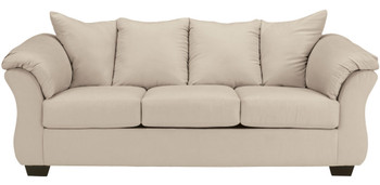 "EDELINE Wheat 90"" Wide Sofa"