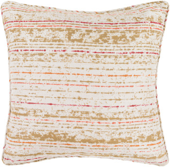 Solina Orange Pillow
