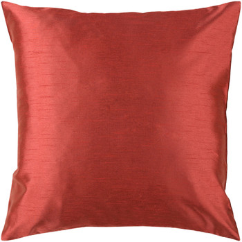Felicia Designer Rust Pillow