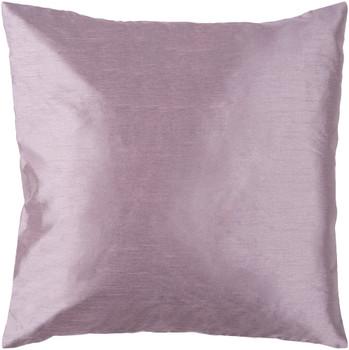 Felicia Designer Mauve Pillow