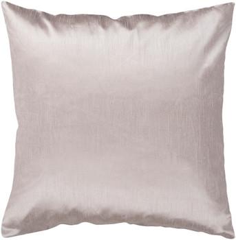 Felicia Designer Taupe Pillow