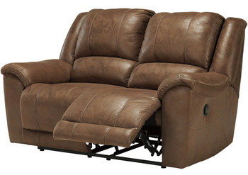 Bandit Saddle Reclining Loveseat