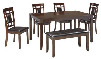 Leland 6 Pc Dining Set