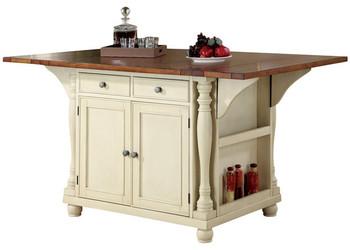 Miell Buttermilk Island Table