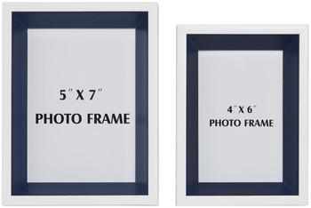 Rem 2 Pc Blue Frames