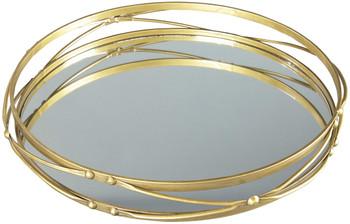 Gwen Round Tray Set