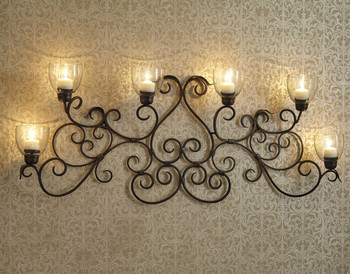Shadrax Wall Sconce