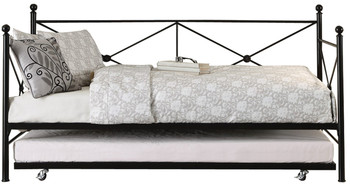 Olbert Day Bed with Trundle