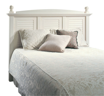Edmond Antique White Full/Queen Headboard