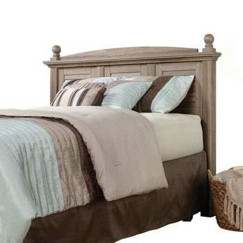 Edmond Gray Oak Full/Queen Headboard