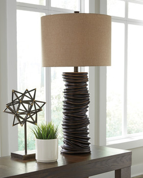 "Olroy 32""H Table Lamp"