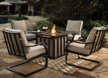 Redenta Outdoor Chairs -Set of Four