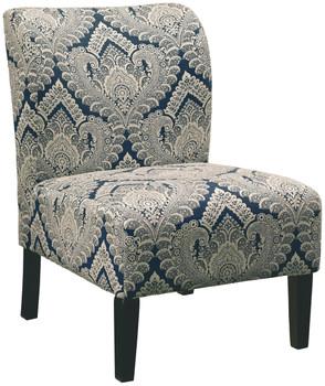 Breyson Sapphire Accent Chair