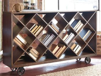 Kelson Shelf Sofa Table