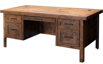 CHESTER 71'' Wide Executive Desk