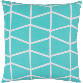 Akim Blue Designer Pillow