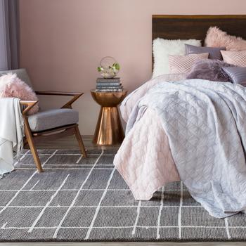 Adwoa Pink Designer Pillow