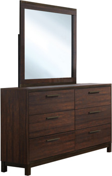 Portia Dresser & Mirror