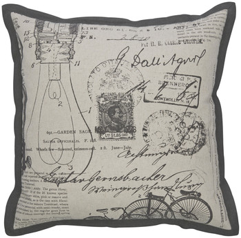 Donat Throw Pillow -Set of 4