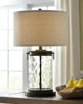 "Kolet 25.5""H Table Lamp"