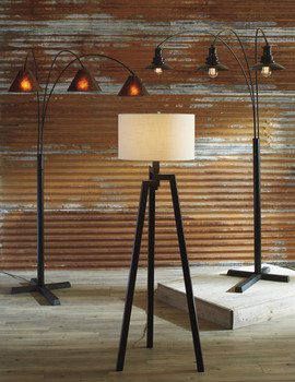 Alva Metal Arc Lamp