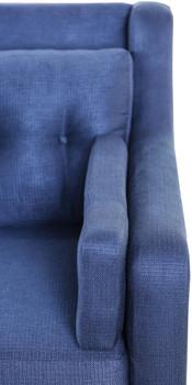 Lotte Blue Sofa
