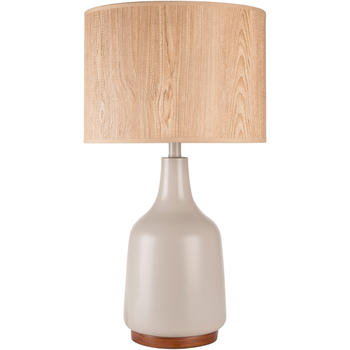 Paola Ivory Table Lamp