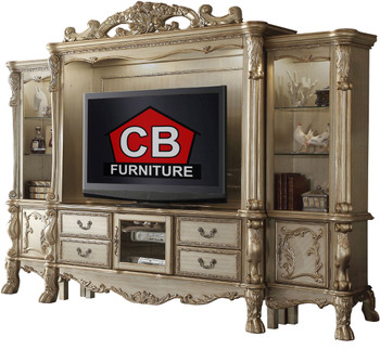 """ACKERLEY Gold 122"""" Wide Wall Unit"""