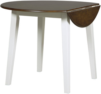 NIRVANA White Dining Table