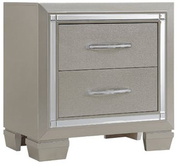 "Ronnie 27"" Wide Night Stand"