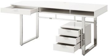 Kaiya White Desk