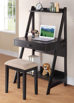 AVACHAR 30'' Wide Desk & Stool