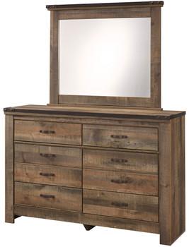 Benni Medium Dresser & Mirror