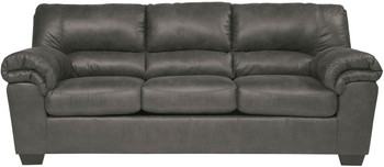 Bronco Gray Sofa & Loveseat