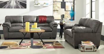 Bronco Gray Sofa