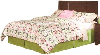 LEONE Brown Bedroom Set