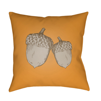 Bramble Acorn Pillow
