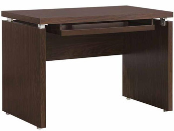 FINA 47'' Wide Brown Computer Desk