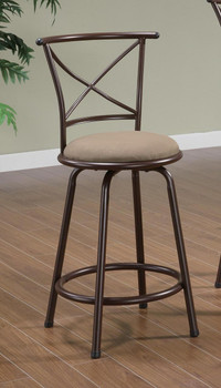 Town Crossing Brown Counter Stool