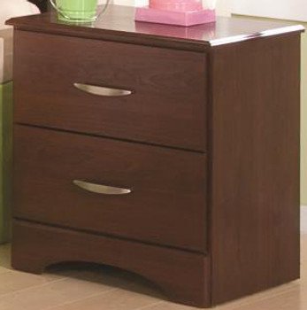 LEONE Brown Night Stand