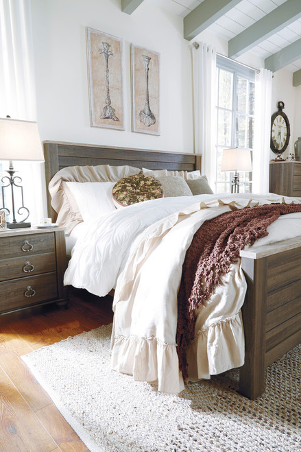 Cresthill Brown Bedroom