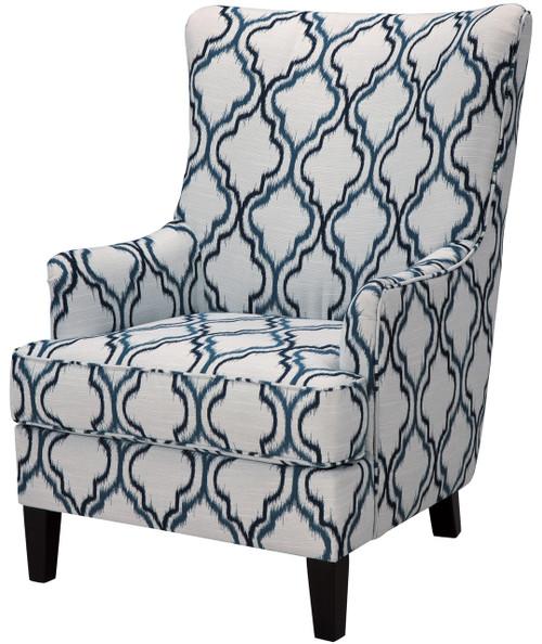 Katherine Indigo Accent Chair