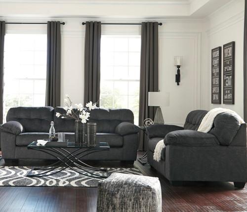 Alven Granite Sofa & Loveseat