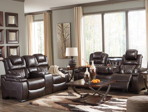 Bentley Power Reclining Sofa & Loveseat