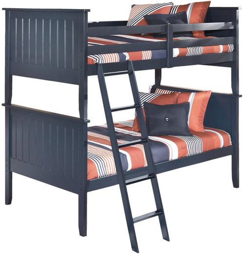 Elli Blue Bunk Bed