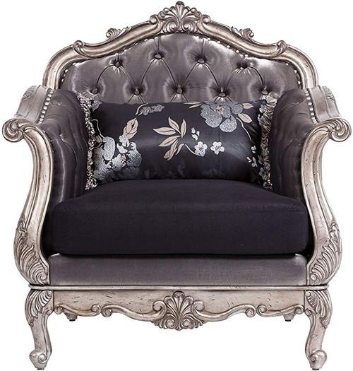 Antoinette Platinum Chair