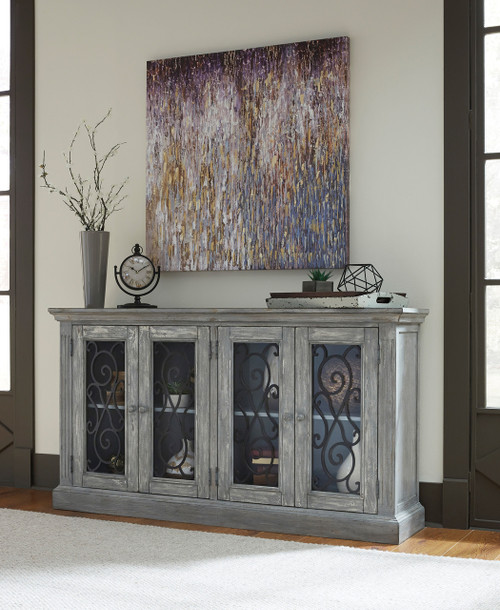 Charlie Gray Cabinet